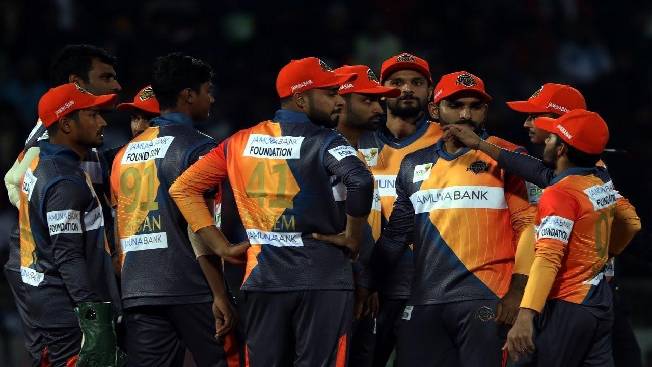 All Wickets | Dhaka Platoon vs Khulna Tigers | 31st Match | Season 7 | Bangabandhu BPL 2019-20