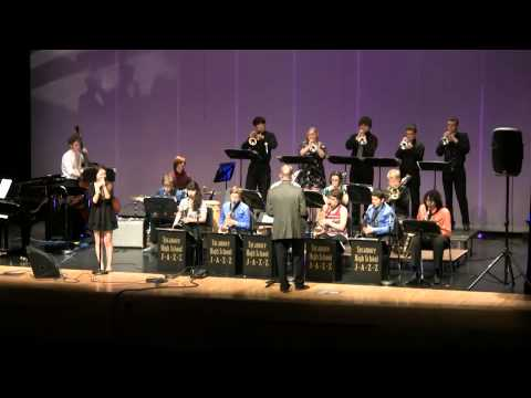 Sycamore High School Jazz Band 2015-05-04