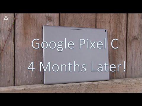 Google Pixel C Review After 4 Months!