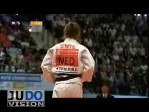 JUDO 2009 World Championships: Frederique Jossinet (FRA) - Birgit Ente (NED)