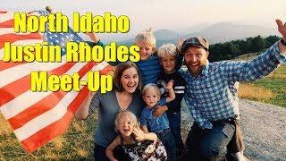 North Idaho Justin Rhodes Meet-Up