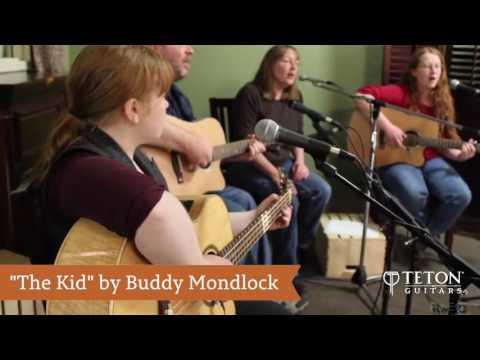 The Kid - Cover (written by Buddy Mondlock) Re-EQ ~ Teton Guitars