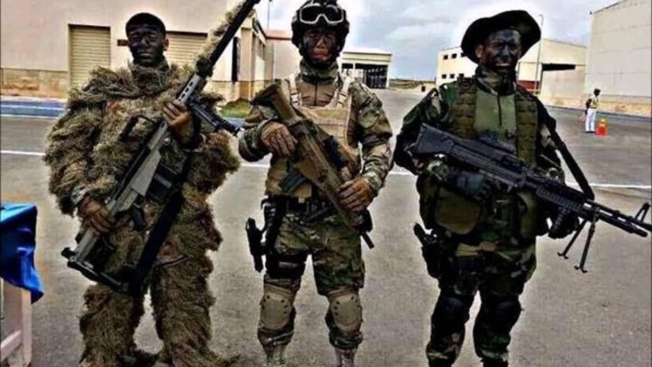 Egyptian Army and Police Special ٍForces 2016 احدث صور الجيش المصري و الشرطة و القوات - YouTube
