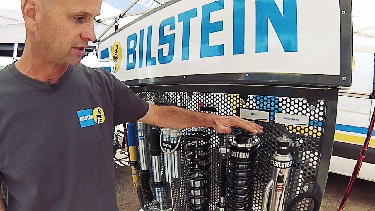 Bilstein 33-225807 Truck & Off Road - 5100 Series Shocks ...  Bilstein Off Road