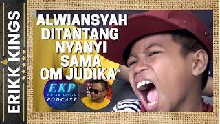 Download lagu ALWIANSYAH KETEMU JUDIKA KW DI RUMAH SULTAN KARAWANG