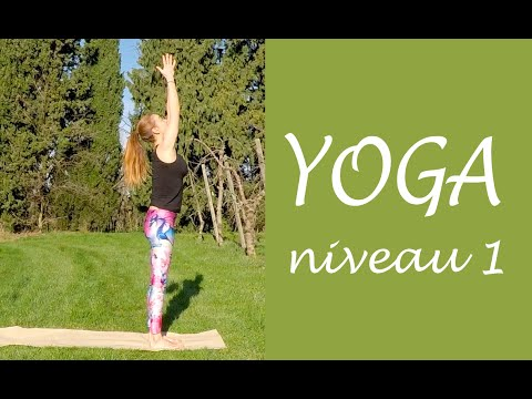cours de yoga vinyasa pour maigrir youtube. Black Bedroom Furniture Sets. Home Design Ideas