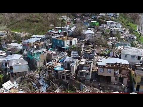 Puerto Rico still in dire need of help