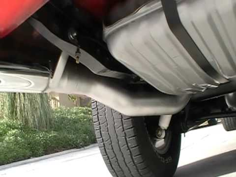 Rogers Exhaust Shop Fontana Ca 1970 Ss 454 Chevelle 3 Inch