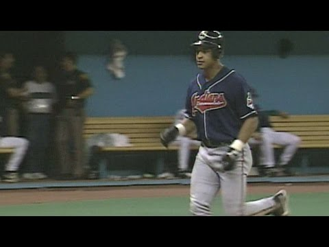 1995 ALCS Gm2: Manny belts two home runs