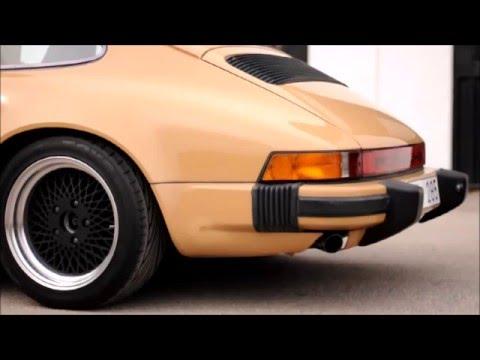 Porsche 911 SC, Dansk racecat and FabSpeed bypass.