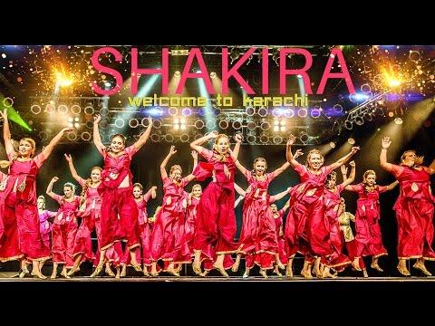 Shakira, Lovely and Aye Aye Aye Indian Dance Festival 2016