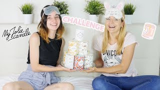 Challenge Bougies My Jolie Candle Ft. Allo Maman | Sophie Fantasy