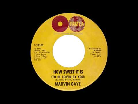 Marvin Gaye - How Sweet It Is (To Be Loved by You) [HQ Audio] mp3