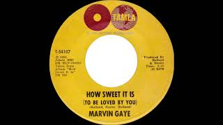Marvin Gaye - How Sweet It Is (To Be Loved by You) [HQ Audio]