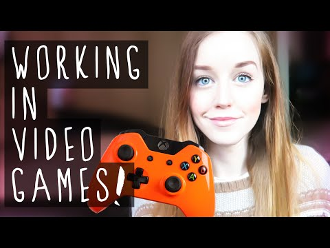 HOW TO GET A JOB IN VIDEO GAMES!