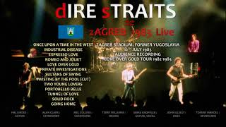 Dire Straits - 1983 - LIVE in Zagreb [AUDIO ONLY]