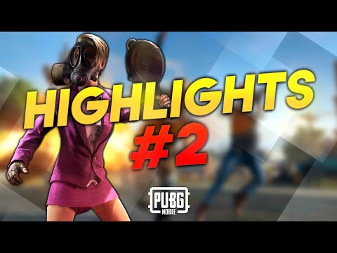 HIGHLIGHTS #2 - PUBG MOBILE - SEB4