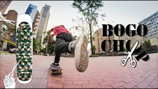 BogoCHOP with Camilo Cespedes | Loaded Boards Kut-Thaka