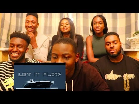 Shane Eagle - Let It Flow ( REACTION VIDEO ) || @Shane_Eagle @Ubunifuspace