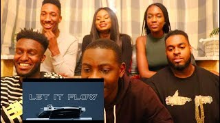 Shane Eagle Let It Flow REACTION Shane Eagle Ubunifuspace.mp3