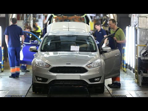 Ford's CEO Tells Us About His Plan For a Fully Autonomous Car by 2021