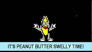 Peanut Butter Swelly Time