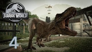 Jurassic World Evolution - E04 - New Island