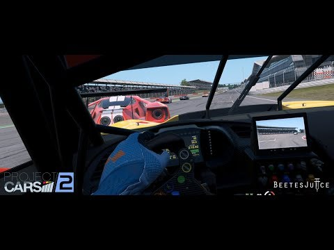 Project CARS 2: Online - GTE @ Silverstone - VR Gameplay