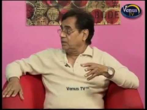 Gujarati Ghazal is Closest to Urdu Ghaza Jagjit Singh Last Interview Post HiteshGhazal
