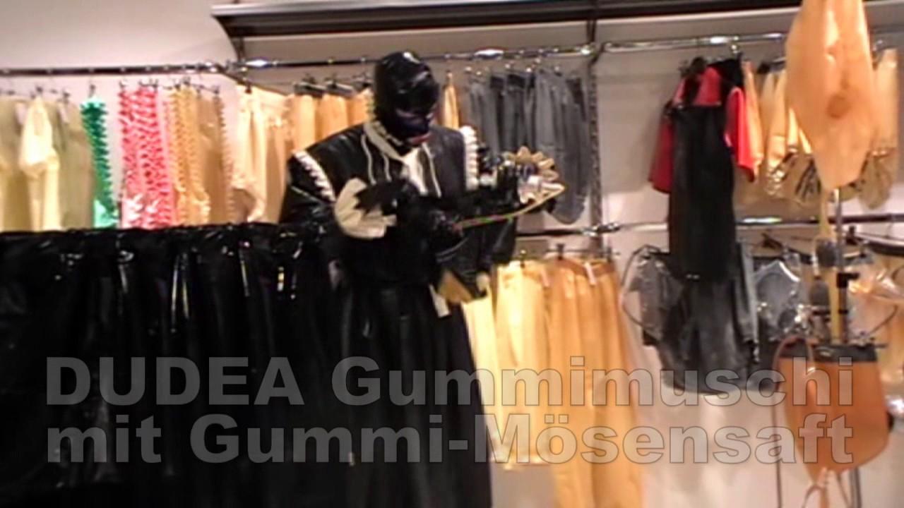Gummi Muschis