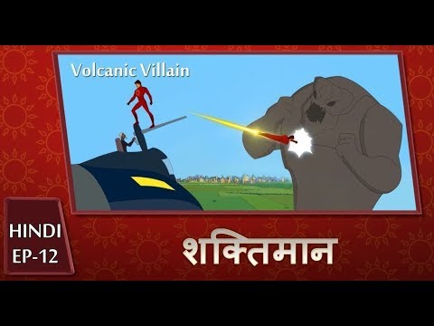 Shaktimaan Animation Hindi - Ep#12