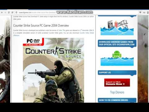 how to download counter strike source non steam                        (not by torrent)