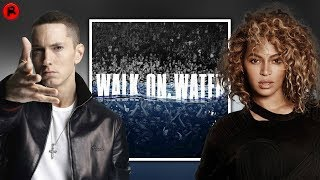 Eminem & Beyonce - Walk On Water | Song Review