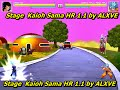 Kaioh Sama Stage HR 1.1 by ALXVE #Mugen #AndroidMugen