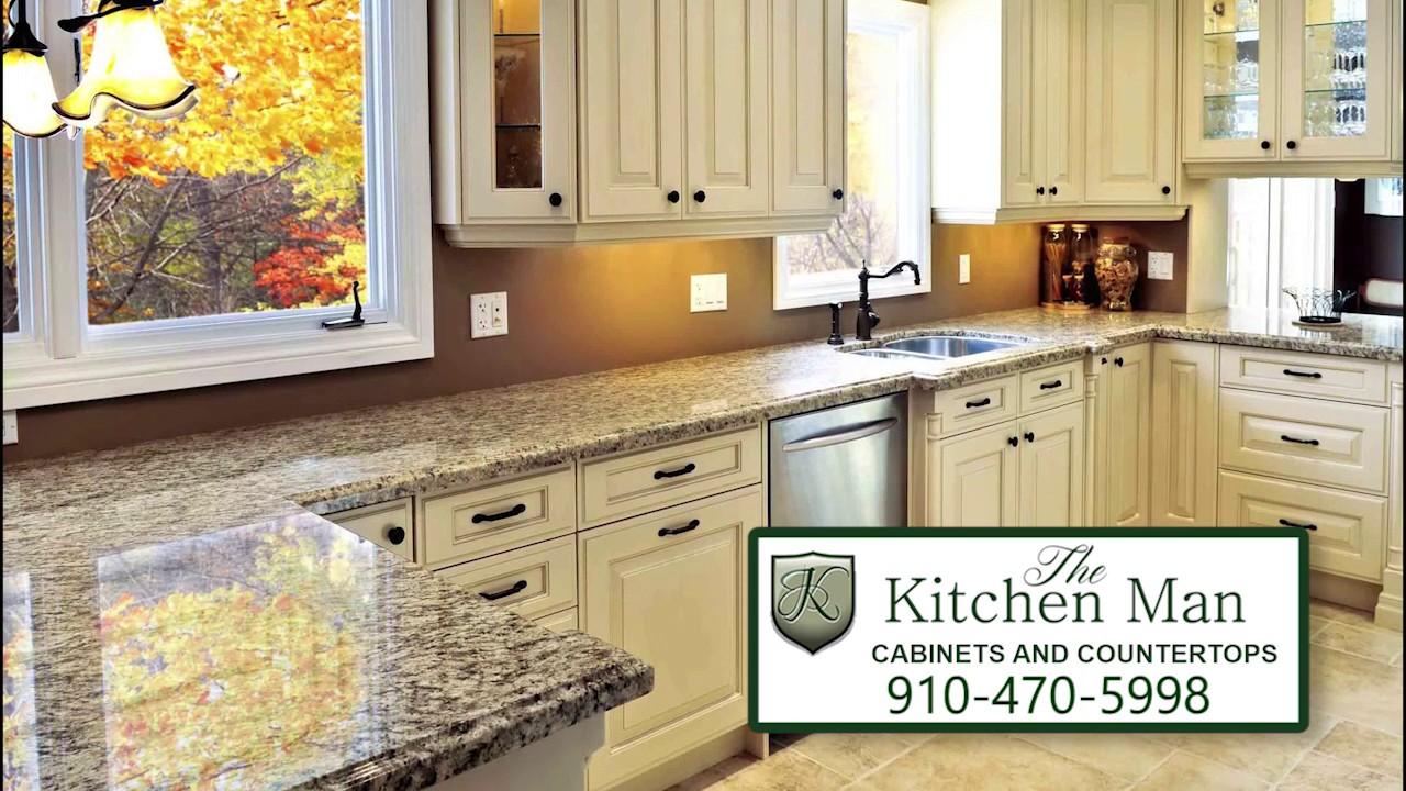 The Kitchen Man - Quartz - Wilmington NC Countertops