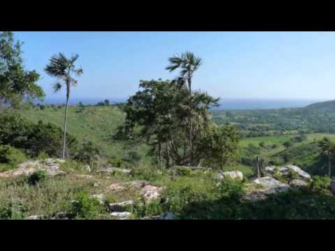 Ocean View Dominican Development Property Video Clip