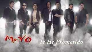 Mister-Yo Te he prometido