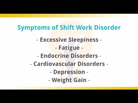 Treating Shift Work Disorder -- Light Therapy Tip