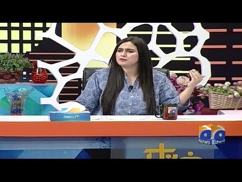 Khabarnaak - 27 April 2018 - Geo News