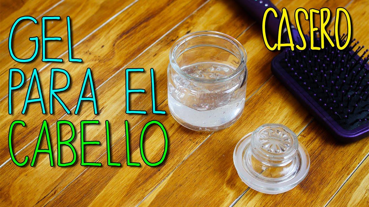 Gel Fijador Para El Cabello Casero Sin Alcohol Cuidados Del Cabello Catwalk Youtube