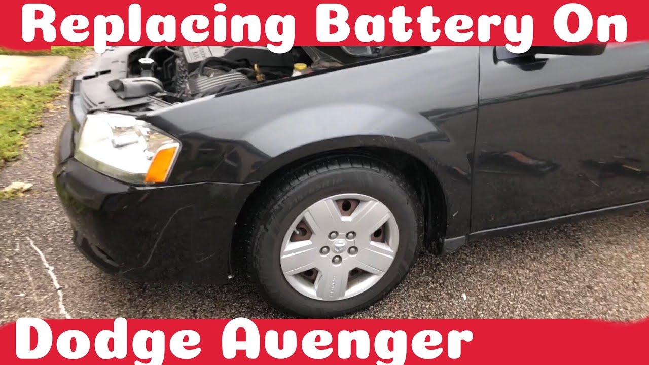Maxresdefault on Dodge Avenger Battery Replacement