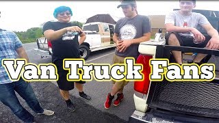 Learning about Ford Centurion Van Trucks