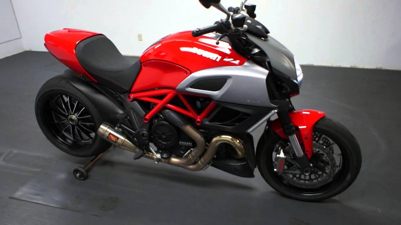 Ducati Diavel   Seconds