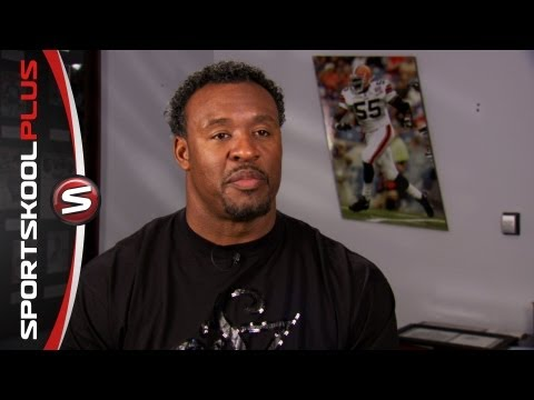 Sportskool Interviews NFL Player Willie McGinest