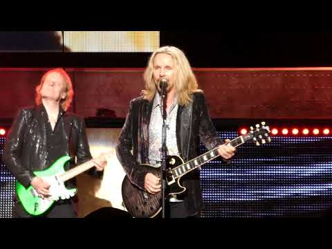 【Styx】 Blue Collar Man (Long Nights) - Concord Pavilion (6/1/18)