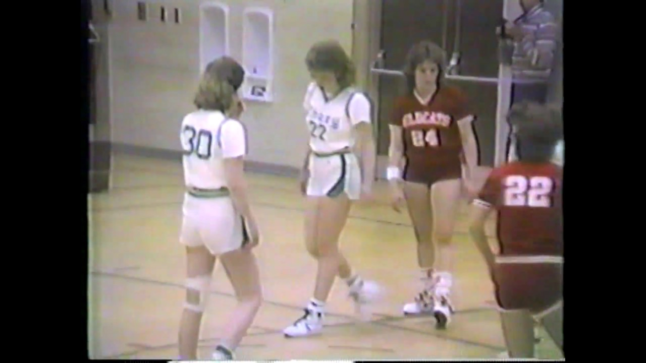 Chazy - Schroon Lake Girls  2-6-86