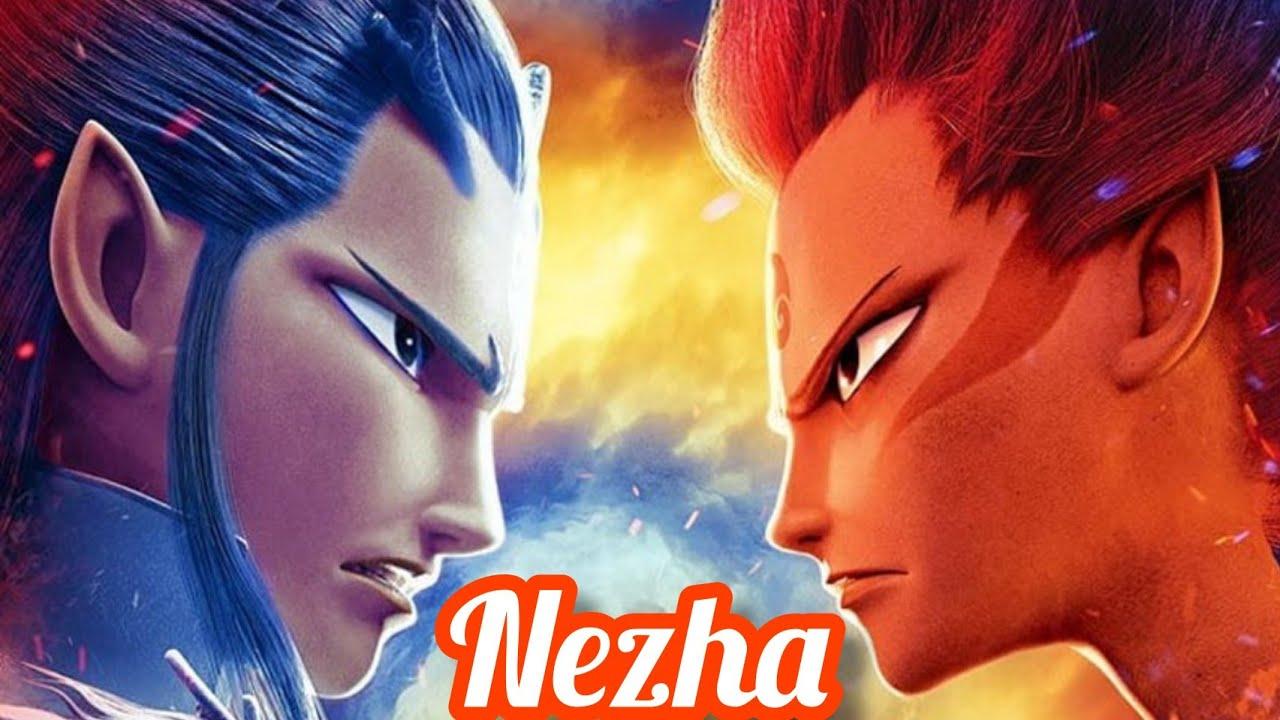 Download Nezha movie explained in Hindi/Urdu Summarized हिन्दी   Animated movie explained in Hindi