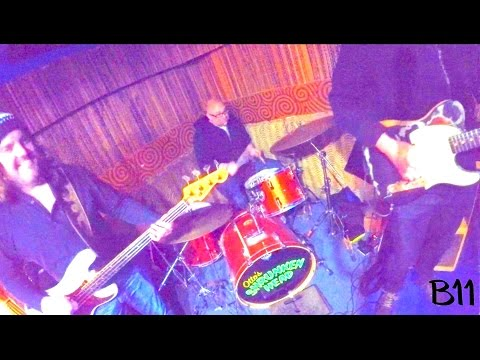 B11 NYC Otto's Shrunken Head GoPro footage