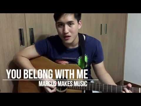 You Belong With Me - Taylor Swift (Male Acoustic Cover By Marcus Lee) | Y2K And Beyond #2