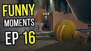 PUBG: Funny Moments Ep. 16